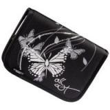 All Out školní penál Butterfly Silver