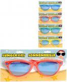 KARNEVAL Brýle dětské žertovné maxi 6 barev *KARNEVALOVÝ DOPLNĚK*