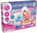 Science 4 You Koupelové bomby kreativní experimentální set v krabici