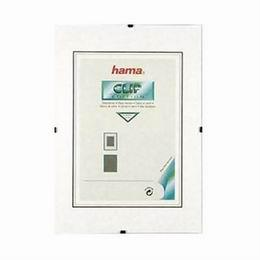 Hama clip-Fix, průhledný plast, 29,7x42cm - zvětšit obrázek