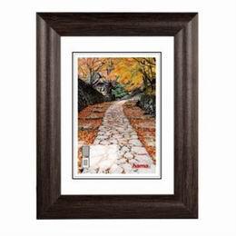 Rámeček dřevěný BIBIONE, wenge, 24x30 cm - zvětšit obrázek