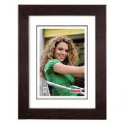 Hama rámeček dřevěný JESOLO, wenge, 10x15cm - zvětšit obrázek
