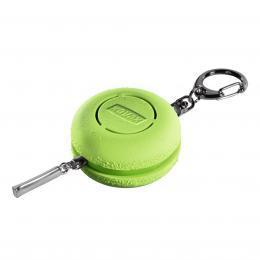 Xavax osobní alarm Makronka s kroužkem na klíče, zelený - zvětšit obrázek