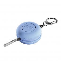 Xavax osobní alarm Makronka s kroužkem na klíče, modrý - zvětšit obrázek