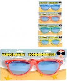 KARNEVAL Brýle dětské žertovné maxi 6 barev *KARNEVALOVÝ DOPLNĚK* - zvětšit obrázek