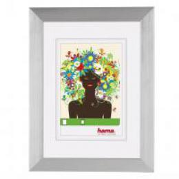 Hama rámeček plastový ARONA, stříbrný, 13x18cm - zvětšit obrázek