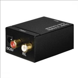 Hama audio DA převodník AC80 (digital->analog) - zvětšit obrázek