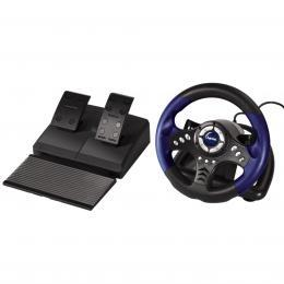 """Hama PS2 závodní volant """"Thunder V18"""" - zvětšit obrázek"""