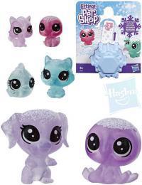 HASBRO LPS Zvířátko Littlest Pet Shop ledové království set 2ks různé druhy - zvětšit obrázek