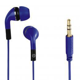 Hama sluchátka Flip, silikonové špunty, modrá - zvětšit obrázek