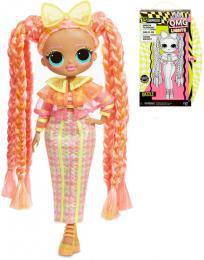 L.O.L. Surprise velká ségra Dazzle set panenka neonová + 15 překvapení - zvětšit obrázek