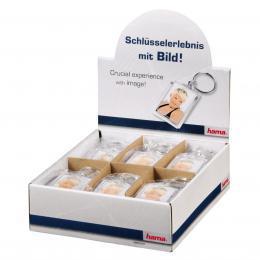 Hama akrylový přívěšek na klíče, malý, balení 24 ks (cena je uvedená za 1 ks) - zvětšit obrázek